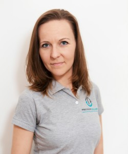 Monika Koscian-Sports Massage