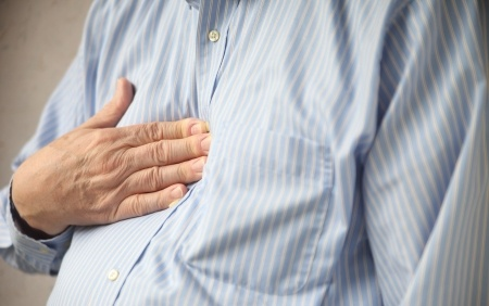 Heartburn acid reflux North Finchley